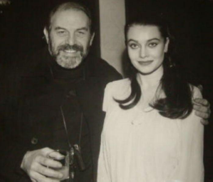 Enrico_Maria_Salerno_e_Veronica_Lario_nel_1979