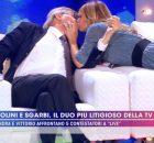 vittorio_sgarbi_alessandra_mussolini_live