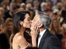 George Clooney,Amal Clooney